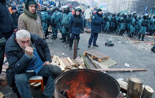 МВД открыло уголовные производства за блокирование улиц в Киеве