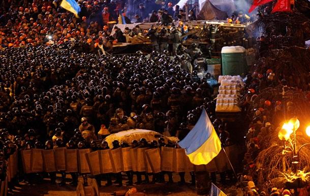 Пресса Британии: События в Украине необратимы
