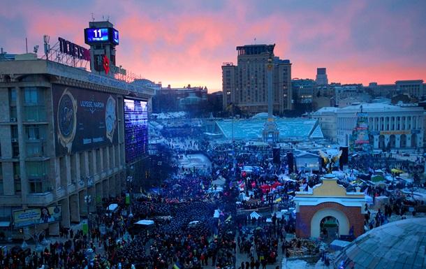 Ивано-Франковский облсовет поехал на киевский Евромайдан для проведения бессрочной сессии