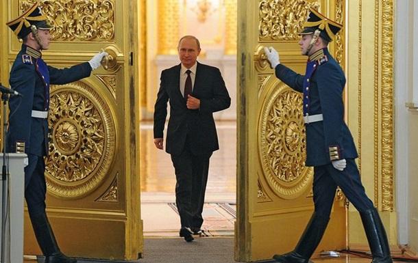 Путин: Мы не претендуем на звание сверхдержавы и никого не пытаемся учить жить