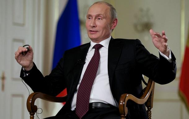 Путин ждет продолжения переговоров с Украиной о вступлении в ТС