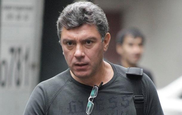 Немцов - въезд - Украина - запрет - Российскому оппозиционеру Немцову запрещен въезд в Украину
