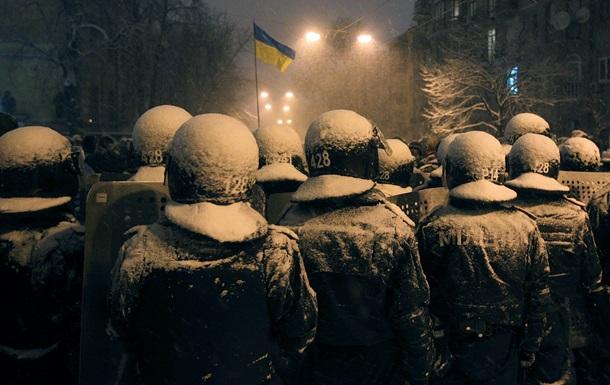 Минобороны - вооруженные силы - акции - протесты - Евромайдан - Глава Минобороны: Вооруженные силы Украины не вовлечены в политические акции в Киеве