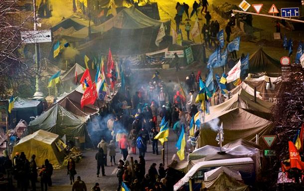 Евромайдан - общественный совет - Для участия в общественном совете Евромайдана подано более двух тысяч заявок