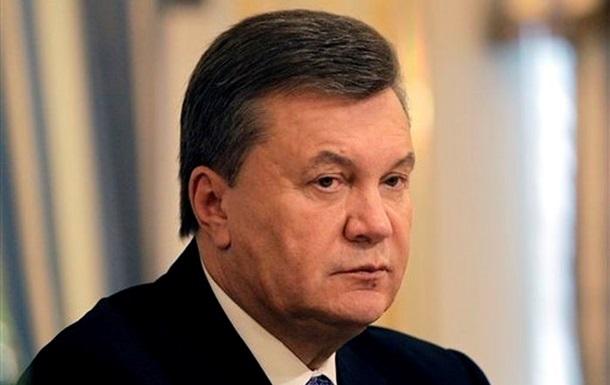 Янукович принял американских сенаторов