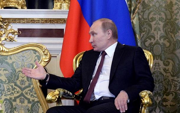 Путин предложил Украине более тесное сотрудничество в военно-технической сфере