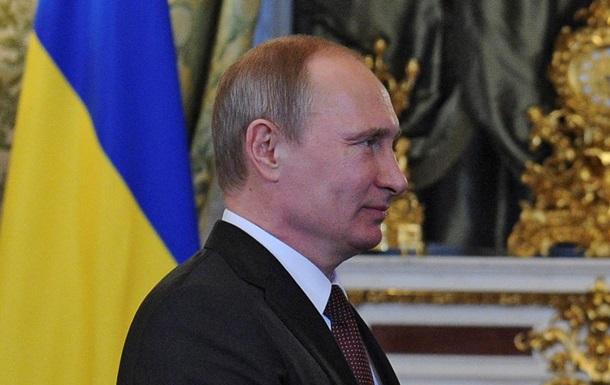 Путин: РФ разместит часть своих резервов из ФНБ на $15 млрд в ценных бумагах украинского правительства
