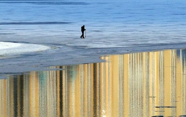 В Каневе на Днепре утонули два рыбака