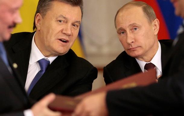 ЕЖ: Янукович получил щедрые и ни к чему не обязывающие подарки