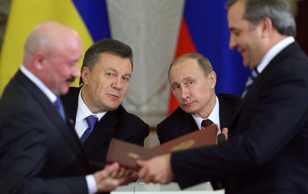 Путин и Янукович 17 декабря в Москве - Восстановление либерального режима таможенного регулирования между Украиной и Россией в результате достигнутых Путиным и Януковичем договоренностей предотвратит потери украинского экспорта в объеме $1,5 млрд в 2014 г