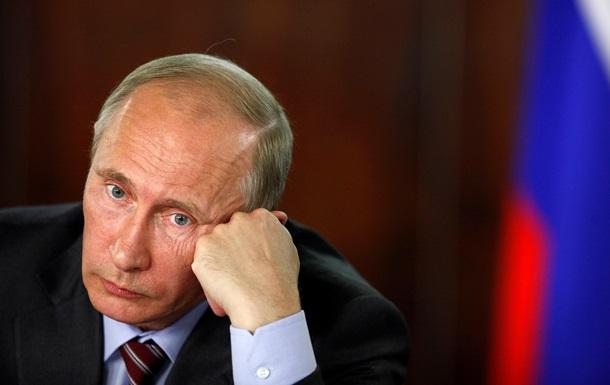 Пресса Британии:  Путин - вредитель, а не стратег
