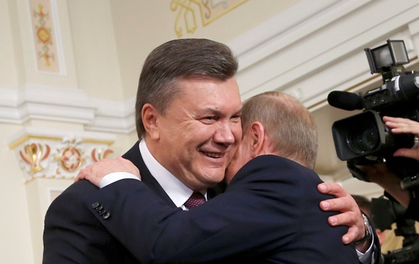 НГ: Путин подарил Януковичу второй президентский срок