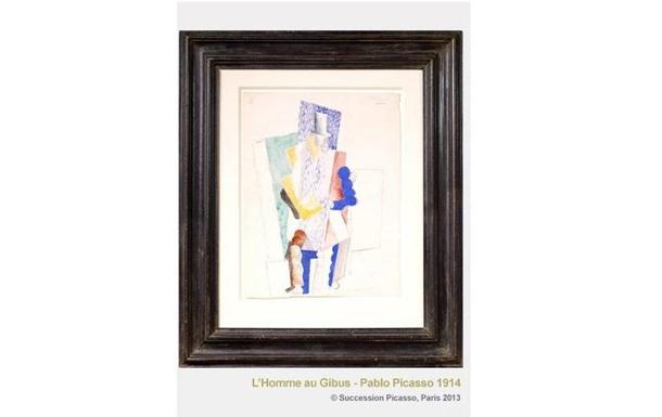 Пикассо за 100 евро. Американец выиграл в лотерею картину стоймостью миллион евро