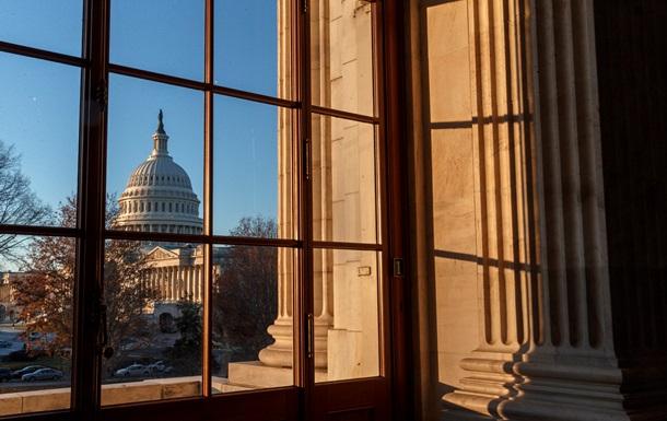В США одобрен проект бюджета сроком на два года