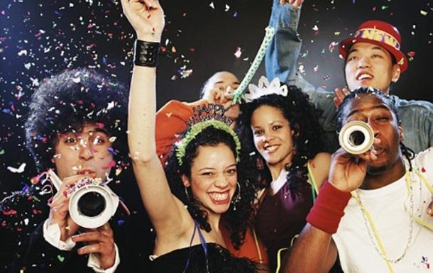 Вечеринка с друзьями - вспоминаем праздник целый год!