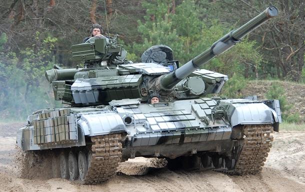 Укроборонпром намерен вывести танк Т-64 на мировой рынок