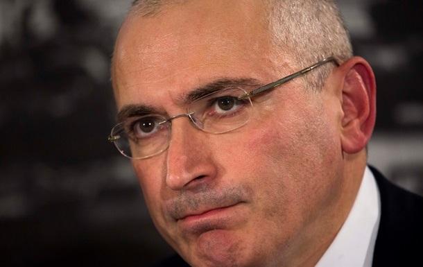 Вернуться Ходорковскому в Россию мешает долг перед бюджетом