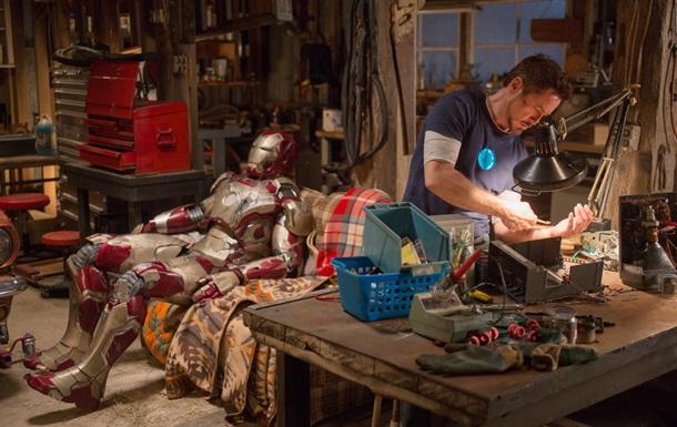 Железный человек стал самым кассовым фильмом года