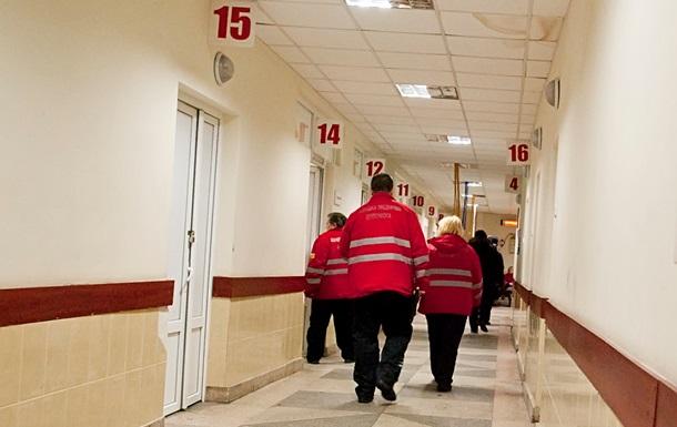 В больнице скончался киевлянин, избитый милиционерами  за Майдан  - СМИ