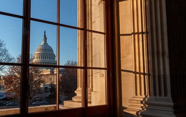 Опрос: Ввергший США в бюджетный кризис состав конгресса признали худшим в истории