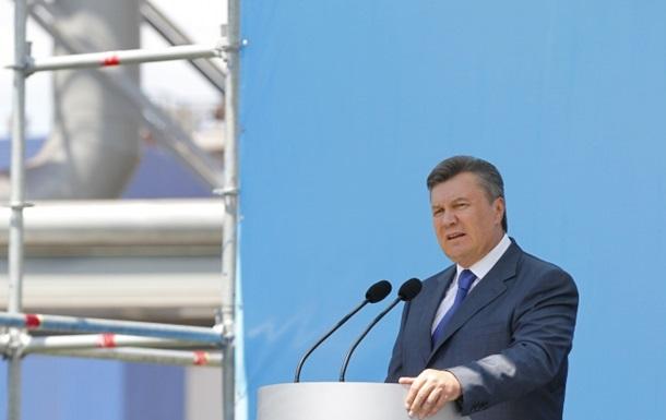 Янукович назначил 22 председателей районных госадминистраций