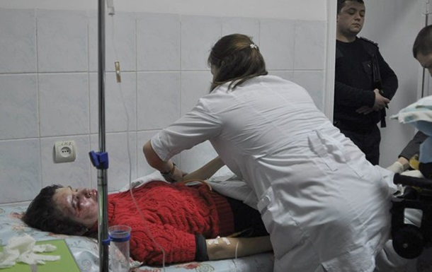Госдеп США обеспокоен избиением Чорновол