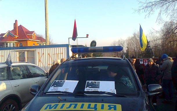 В воскресенье под окнами Януковича грозятся устроить Автомайдан
