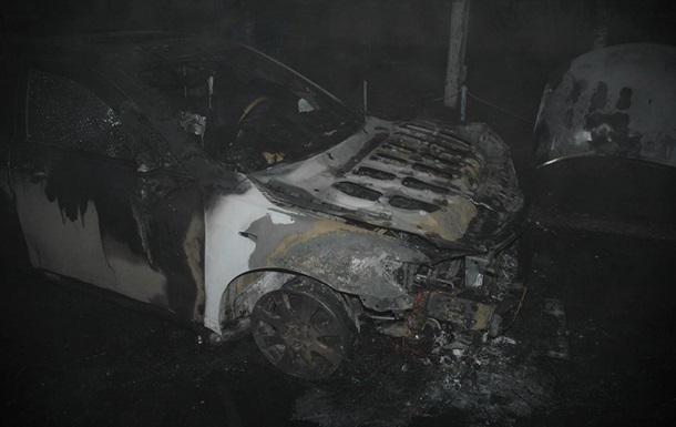 Депутат Харьковского облсовета от Батькивщины Иван Варченко заявил, что его автомобиль подожгли