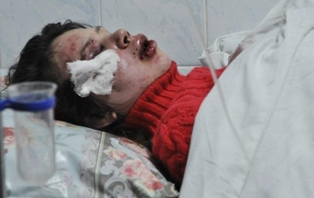 Чорновол рассказала об избиении активистам Евромайдана