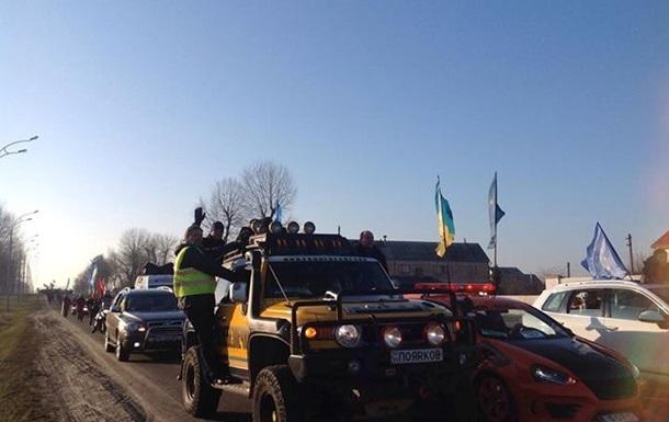 Организатора Автомайдана в Межигорье вызвали на допрос – УП