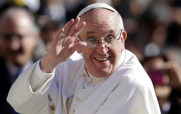 Папа римский - суперзвезда. Франциск становится одним из самых популярных людей на планете