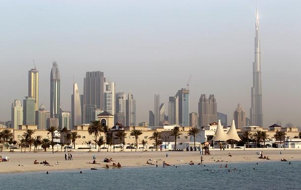 Прощание с гаремом. Письмо из Дубая