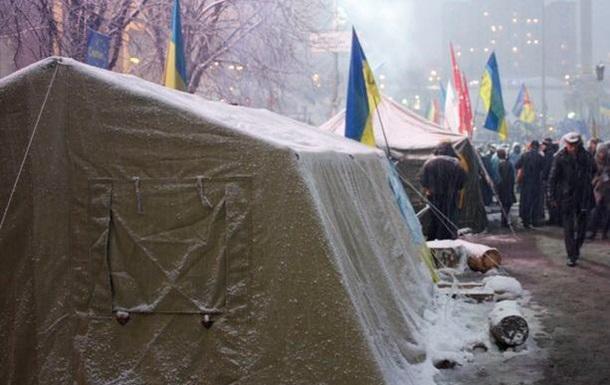 Женщина заявила об изнасиловании на Майдане - милиция