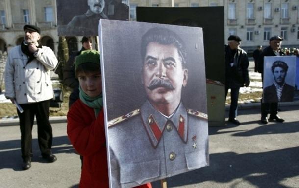 В грузинском Телави 31 декабря снесут памятник Сталину, установленный в сентябре