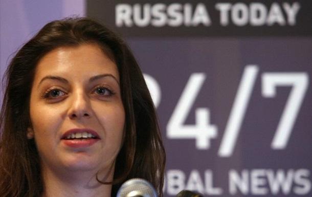 Дмитрий Киселев назначил Маргариту Симоньян главным редактором информагентства Россия сегодня