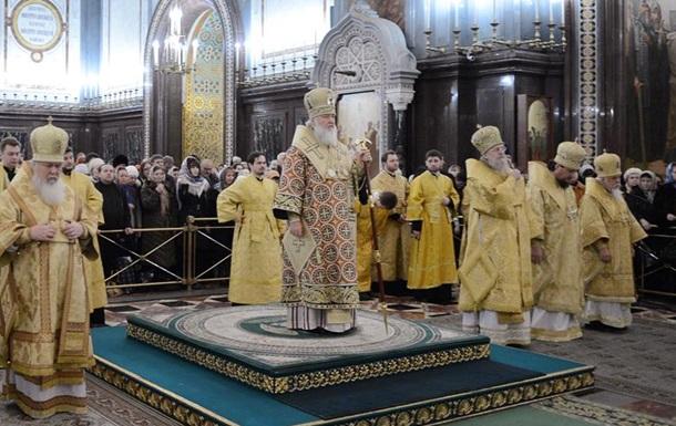 Новогодняя речь Кирилла: верим, что Майдан не поколеблет нашего единства