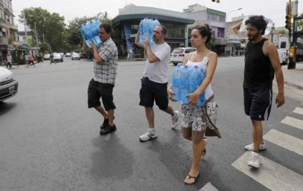 Новогодняя жара: в Аргентине от страшной духоты гибнут люди