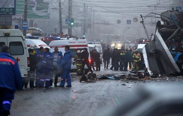 Пять раненых в Волгограде - в крайне тяжелом состоянии