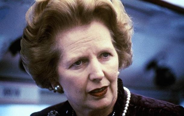В Британии рассекретили рабочий календарь Маргарет Тэтчер