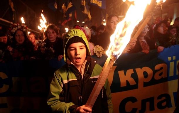 ПР считает факельные марши Свободы  вызовом всему украинскому обществу и каждому гражданину
