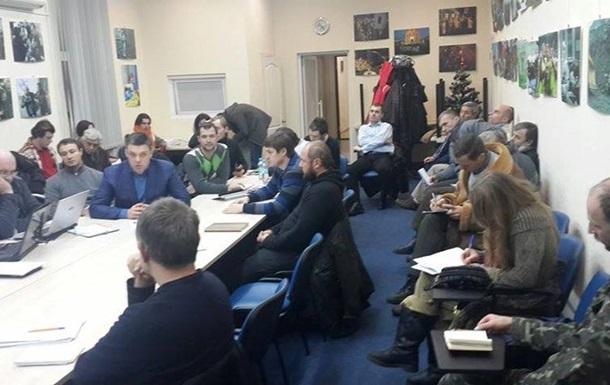Общественный совет Майдана решил создать свой  Кабмин
