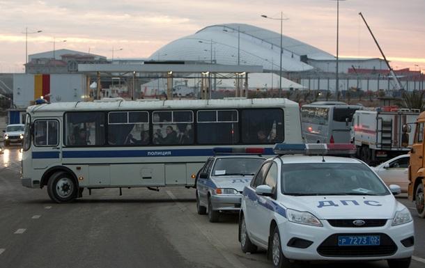 Город Сочи закрыли для въезда