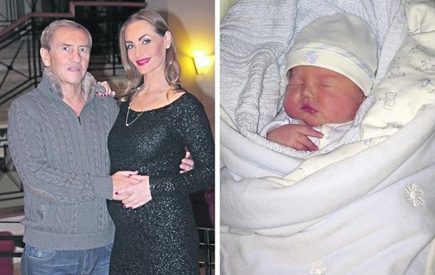62-летний экс-мэр Киева Черновецкий в третий раз стал отцом