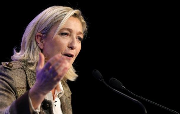 Французские ультраправые призывают ликвидировать Евросоюз