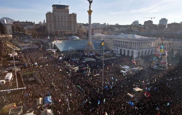 Киев ждёт очередное Вече на Майдане