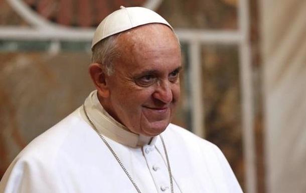 Папа Римский назначил новых кардиналов