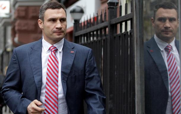 Высший админсуд  отказался отменять норму Налогового кодекса, запрещающую Кличко баллотироваться в президенты