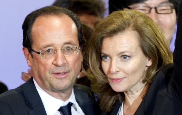 Вернется ли первая леди Франции к Олланду? – BBC