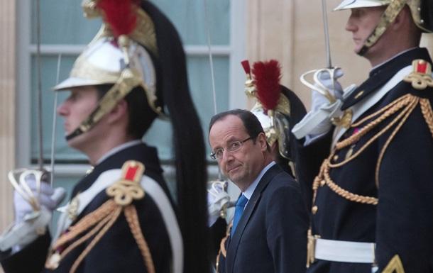 Измена первой леди: Олланд передумал судиться с таблоидом и пообещал объясниться до визита в США