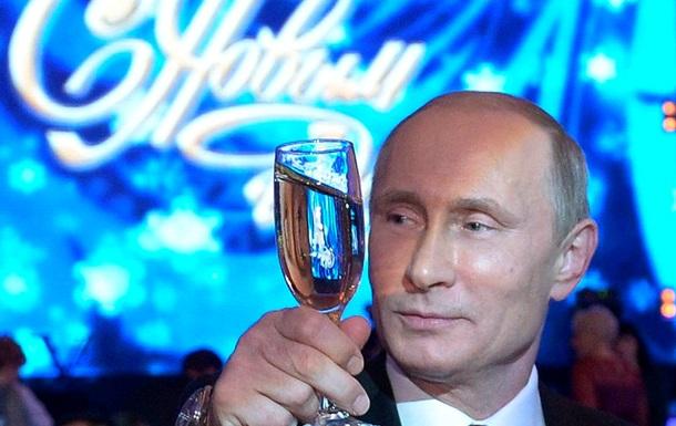 Путин претендует на звание Злодей года по версии NME